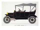 Auto: Model T Ford  1915