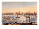 NY: Brooklyn Heights  1849