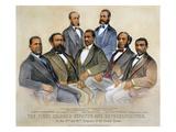 Black Senators  1872