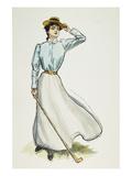Gibson Girl  1899