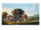 Autumn Scene  1866