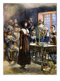 Anne Hutchinson (1591-1643)
