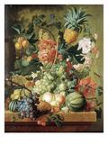 Brussel: Fruits  1789
