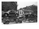 Ohio: Auto Transport  1940