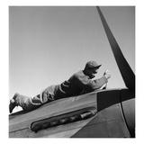 Tuskegee Airman  1945