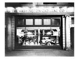 Cadillac Storefront  1927