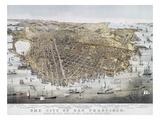 View of San Francisco  1878