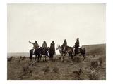 Apache Men  c1903