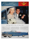 Cadillac Ad  1955