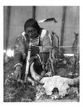 Sioux Medicine Man  c1907