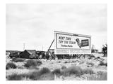 Billboard Camp  1938
