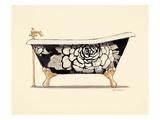 Floral Bath Reproduction d'art par Marco Fabiano