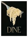 Gourmet Pasta Reproduction d'art par Marco Fabiano