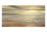 Sunset Bay Reproduction d'art par Timothy