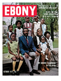 Ebony October 1971