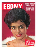 Ebony May 1958