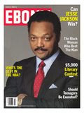 Ebony March 1988