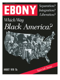 Ebony August 1970