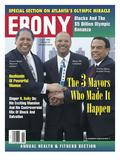 Ebony July 1996