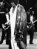 """James Brown  """"Living in America"""" Television Special"""