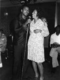 Muhammad Ali   Althea Gibson  July  1975