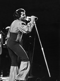 James Brown  Performs in Zaire  Africa  October 1974