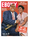 Ebony August 1954