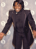 James Brown Makes an Appearance at the 34th Annual Grammy Awards  February 25  1992