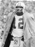 Doug Williams Cloaked in Ranincoat  1979