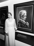 Rosa Parks    Salute to Black Women in Art  1978
