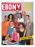 Ebony August 1990