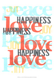 Peace  Love  Joy III