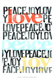 Peace  Love  Joy I