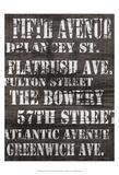 Streets of New York II