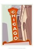 Art Deco-Chicago
