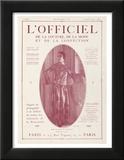 L'Officiel  January 15 1922 - Robe de Molyneux