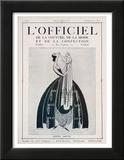 L'Officiel  February 15 1922 - Jeanne Lanvin (Illustration)