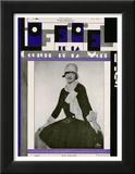 L'Officiel  August 1928 - Mme Rosenhauer