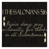 1 Thessalonians 5-16