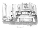 """Sex    sex   "" - New Yorker Cartoon"