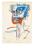 Untitled (Head of Madman)  1982