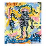 Sans titre Reproduction d'art par Jean-Michel Basquiat