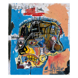Sans titre Reproduction d'art par Jean-Michel Basquiat