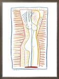 Standing Female Nude II  c1946
