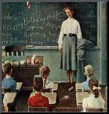 """Happy Birthday  Miss Jones""  March 17 1956"