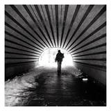 Central Park Tunnel Reproduction d'art par Evan Morris Cohen