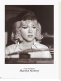 Marylin Monroe Tableau sur toile par Erich Hartmann