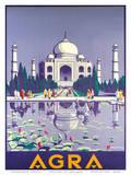 Agra Taj Mahal c1937
