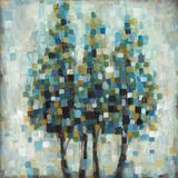 Into the Blue Reproduction d'art par Wani Pasion