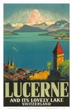 Lucerne Lovely Lake